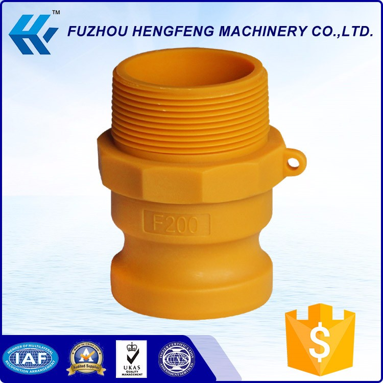 Type F Quick pipe joints camlock fittings
