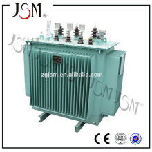 oil-immersed electrical beijing daelim 6.3kv oil cooling 2mva oil-type transformer
