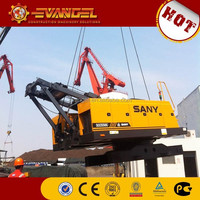 Amazing crane rental prices sany 50T SCC500C grove cranes