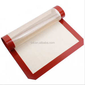 Basic kitchen tool!! silicone baking mat with measurement