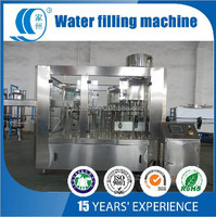 Mineral Water Plant/ Cost / plastic bottle making machine price