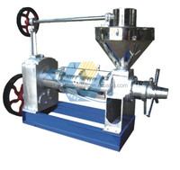 new type automatic oil press machine /hand crank oil press
