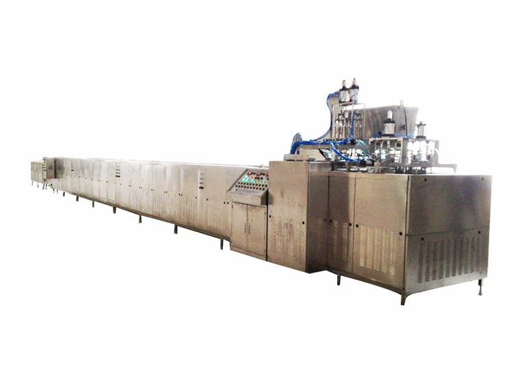 China manufacture high automatic egg cake food equipment