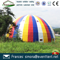 Clear roof dome tents wedding outdoor event dome for sale South Africa