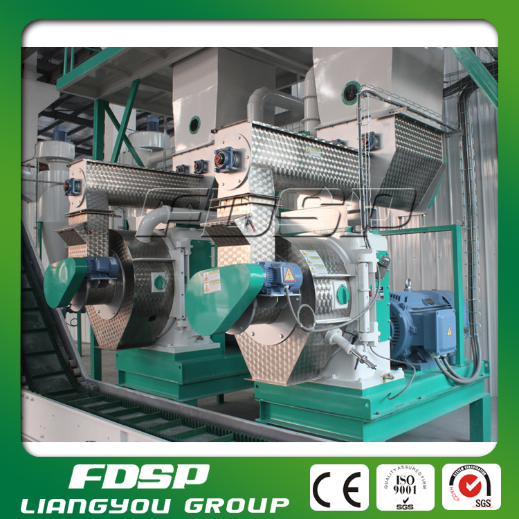 Industrial Wood Pasture Pellet Mills Machine With CE