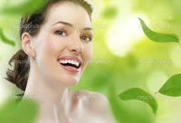 Natural herbal facial pack