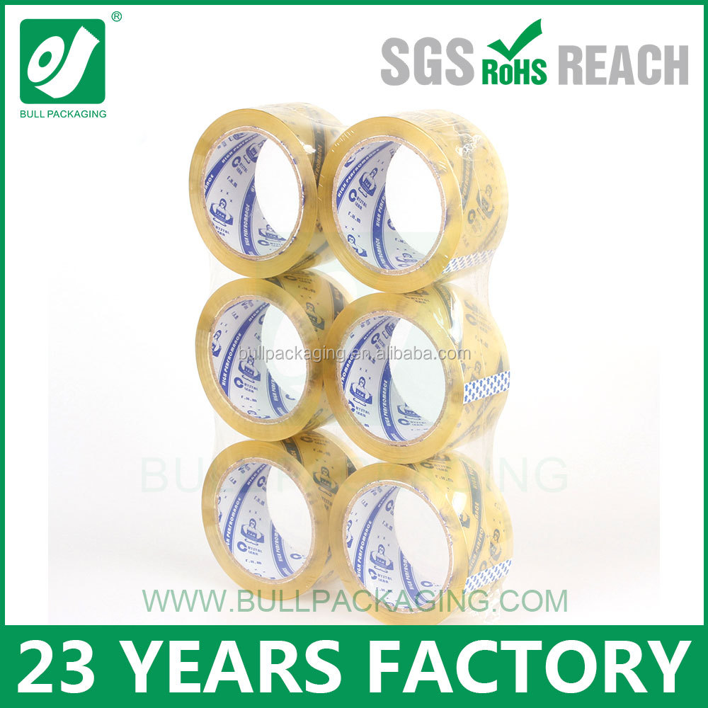 "2"" bopp adhesive tape master carton tape bopp packaging tape"