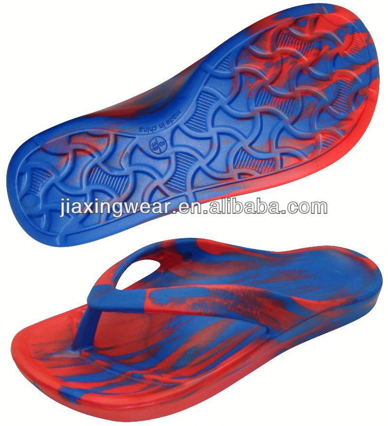 Customized Once Injection famous brand slippers for footwear and promotion,light and comforatable