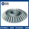 good quality spur gears with certificates of ISO9001:2008 on tractor