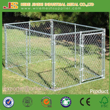 7.5*7.5*4ft Outdoor Easily Assembled Dog Kennel, Dog Runs, Chain link Dog Cage