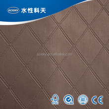 Modern Decorative Wall Panel Leather Wall Art Decor for Home Commerce Entertainment Administration