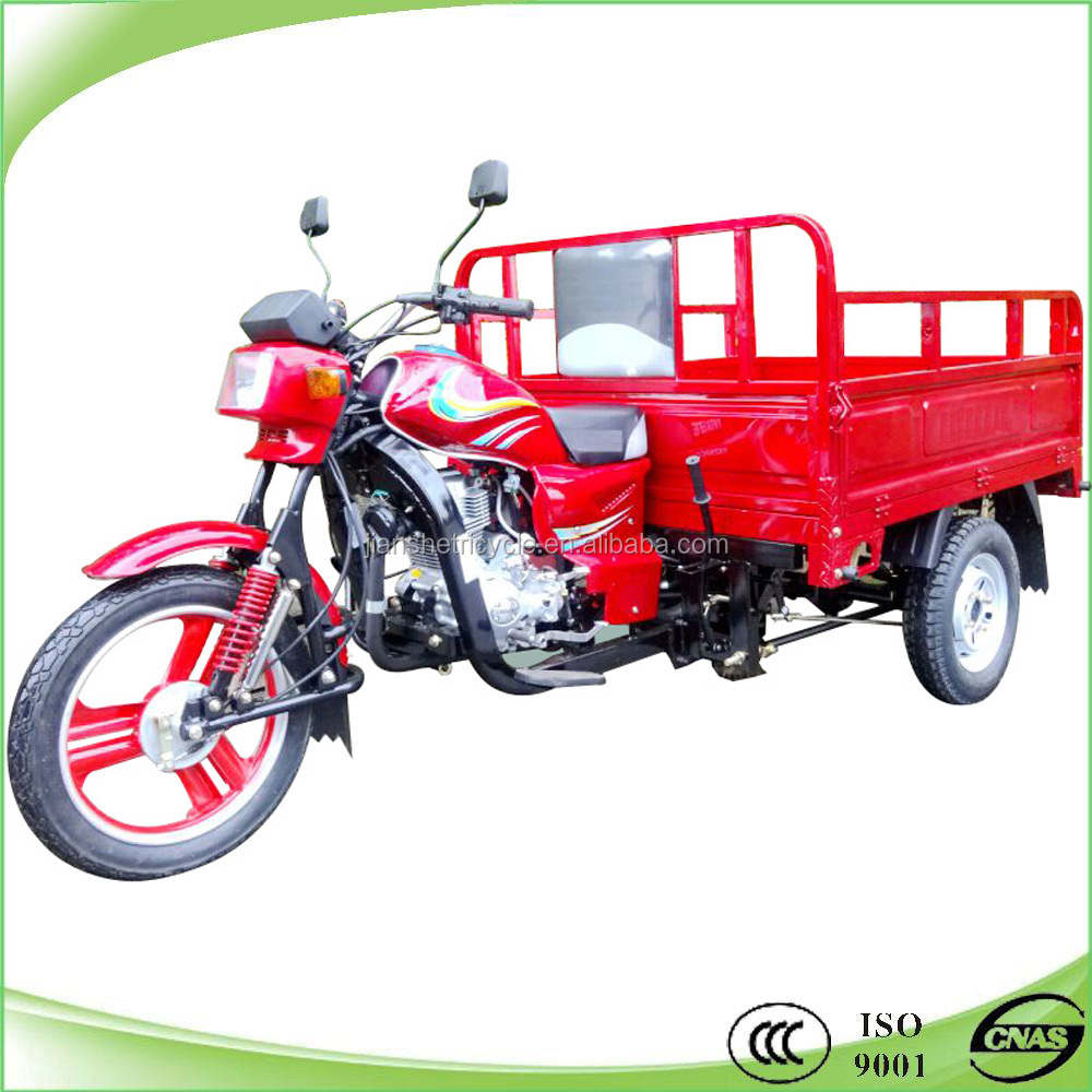 200cc chongqing delivery tricycle for nigeria