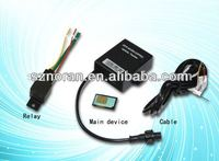 gps tracker canbus with Mileage check and Acc check