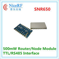 NiceRF SNR650 - 3km 500mW RF router 915MHz Embedded wireless network node module