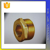 Gutentop LINBO High Quality lead free new arrive brass pipe fitting nut brass fitting nut brass high quality cap nut