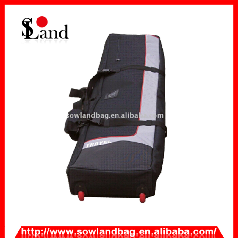 High Quality Wheeled Padded Snowboard Bag ,Ski Bag with Factory Price