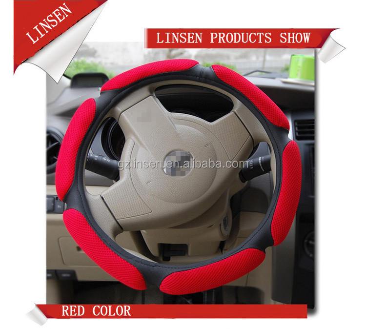Guangzhou linsen new product car momo steering wheel