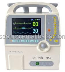 high safety Portable Defibrillator Monitor PT-9000D
