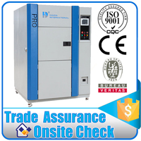High Low Thermal Shock Test Chamber Temperature Test Equipment