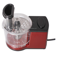 Electric multifunction food chopper