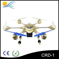 Large alloy six axis remote control aircraft/rc propel mini quadcopter with camera