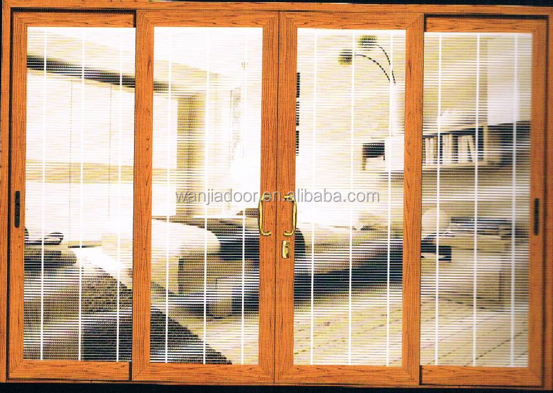 American Style Casement aluminum folding door