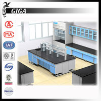 GIGA all steel biotechnology laboratory furniture supplier