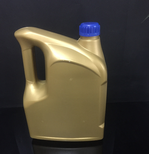 Cost-effective plastic jerry can for fuel additive