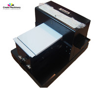 Digital A3 size Flatbed Printer Mobile Phone Case Printing Machine