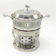 Kitchen Equipment chafer stainless steel lid buffet chafing dish