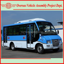 Diesel/CNG Bus Assembly Line