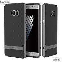 Rock Royce Hybrid Armor PC Bumper TPU Phone Cover Mobile Phone Case for Samsung Galaxy Note 7