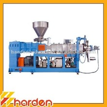 Parallel Counter Rotating WPC Twin Screw Extruder
