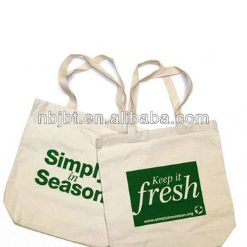 800-3 cotton canvas bag