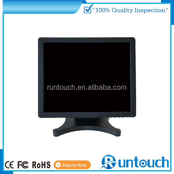 Runtouch RT-1500 15 Inch WIFI 3G information Touch Screen advertising display screen