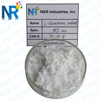 Wholesale l-glutathione powder /L-glutathione reduced