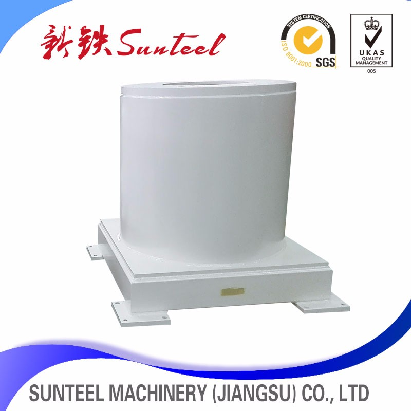 SUNTEEL Car Metal Fabrication Equipment Robot Base Parts