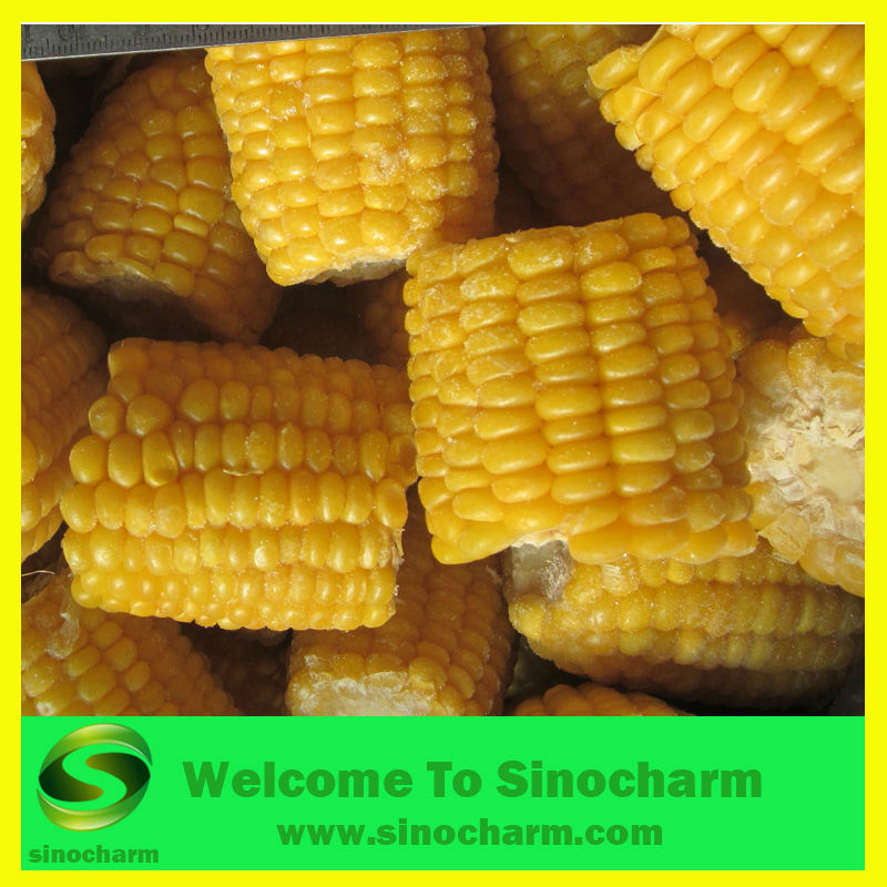 Frozen Sweet Corn Cobs