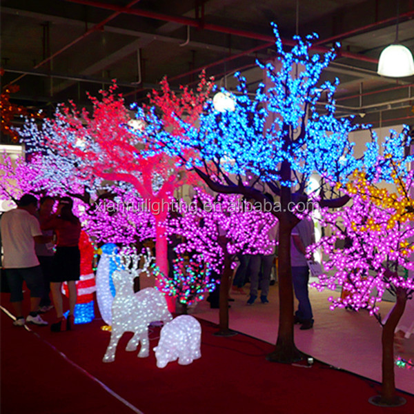 The most fashional led modern christmas tree lamp