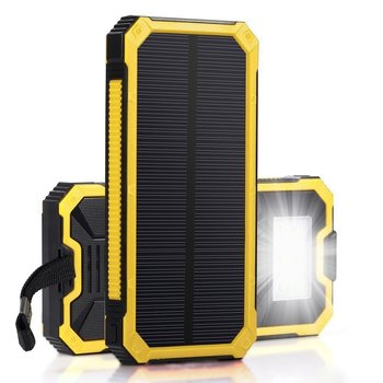 15000mah Waterproof solar charger for mobile phone solar mobile charger