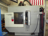 Used CNC VMC for sale CHIRON FZ12 W with Fanuc 21iM