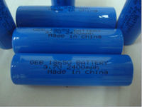 GEB 3.7v 2400mah 18650 li-ion battery for battery powered plastic strapping tool