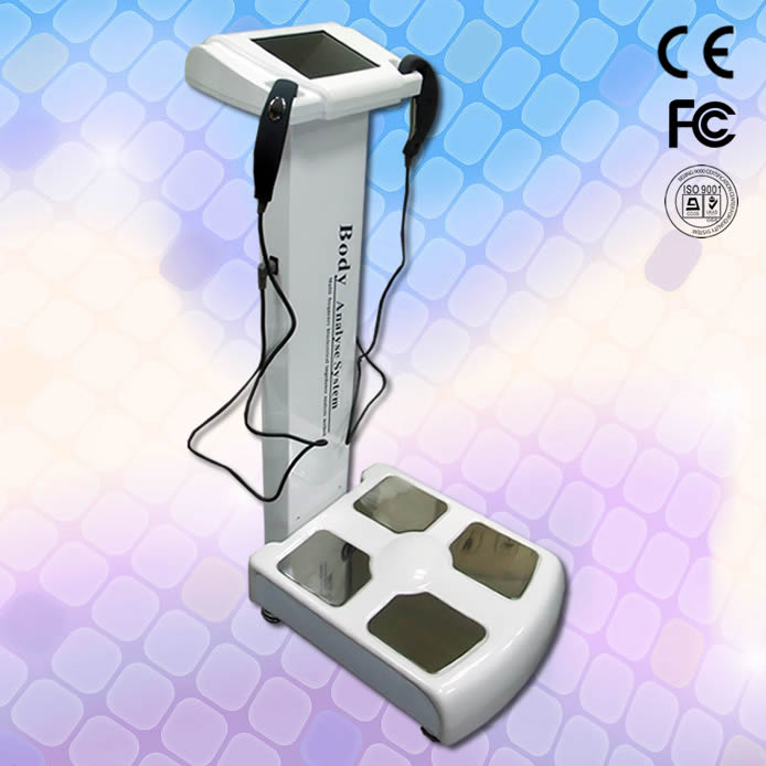 bmi weight measuring skin analyzer magnifier bia machine BS-BCA2