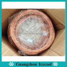 30m/roll Copper coil 0.059 inch capillary tube for refrigerator and air conditioner