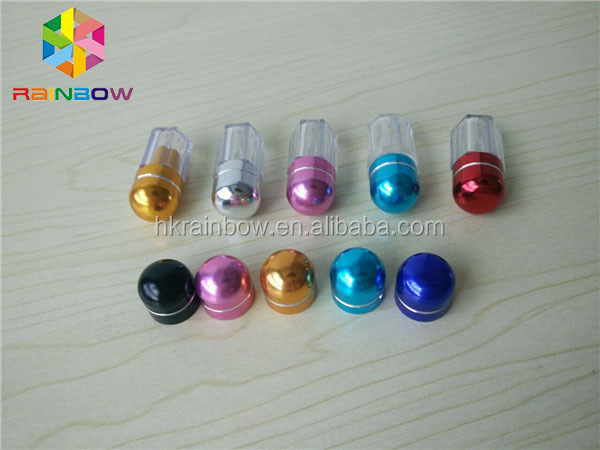 Alibaba Small Plastic Octagonal Shape Bottle/Bullet/Container For Pills Packaging
