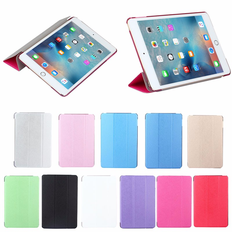 official ultra pu leather stand case cover for Apple iPad 9.7 inch