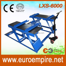 CE factory price moblie high quality china hydraulic automobile lift