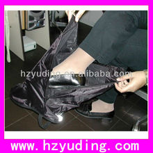 PVC rain cover for shoes rain boot cover