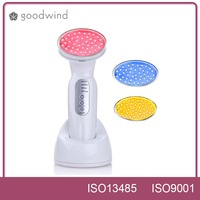 new electronic health devices led light skin tightening face lifting and face beauty device