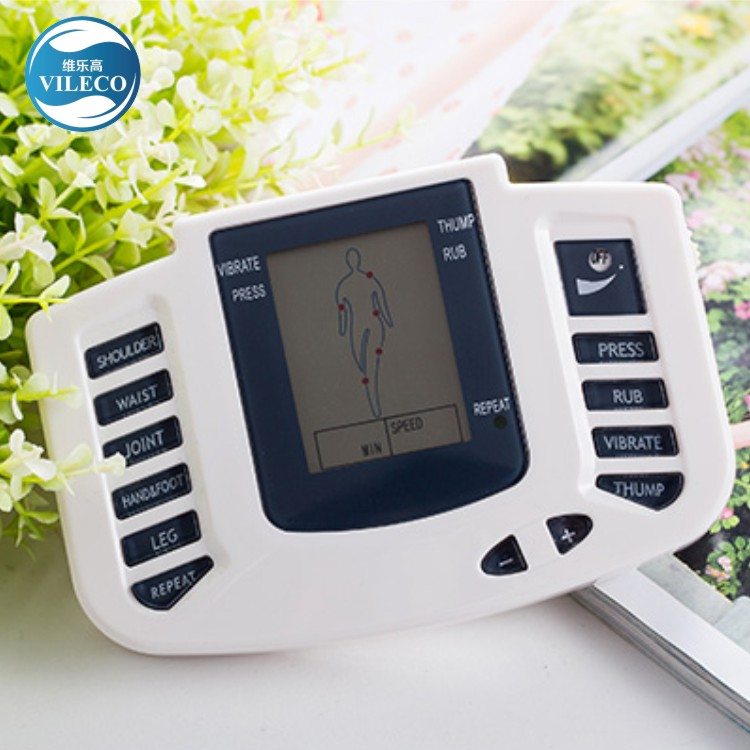 Chinese Digital Therapy Acupuncture Pulse Tens Electric Body Massager Physiotherapy Equipment Machine